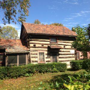 First Settler House Zoar